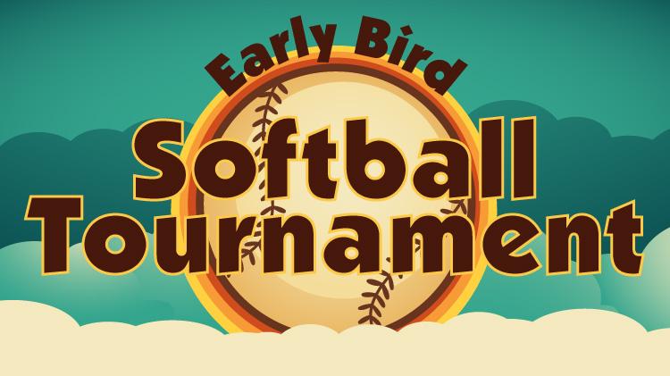 Fort Carson Early Bird Softball Tournament