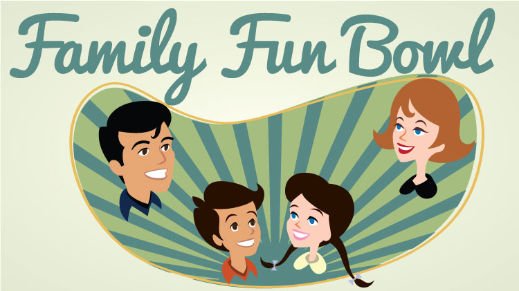 Family Fun Bowl