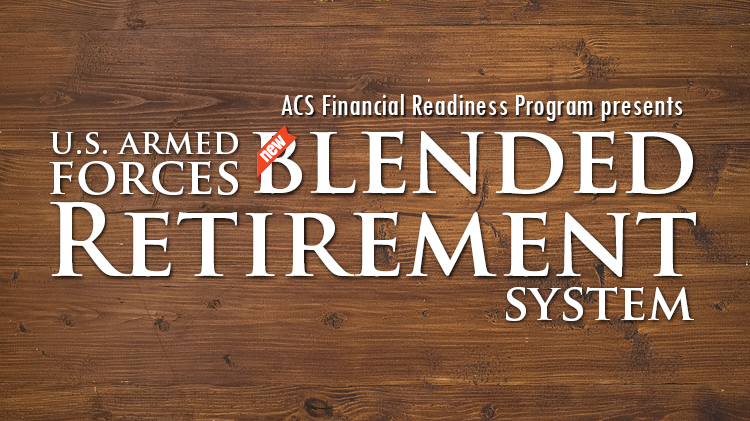 Blended Retirement