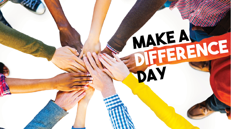 Make a Difference Day (MADD) 2019