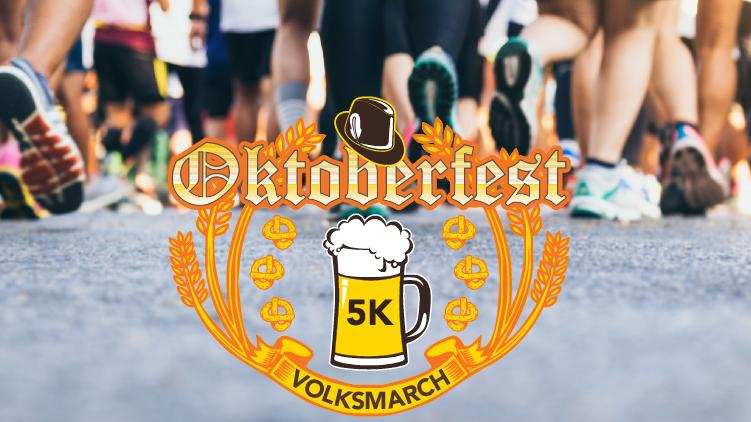 Oktoberfest 5K Volksmarch