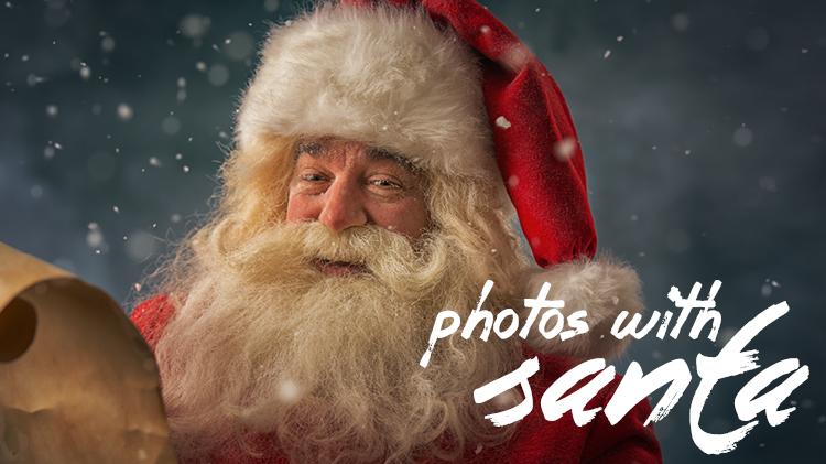 EFMP Photos with Santa