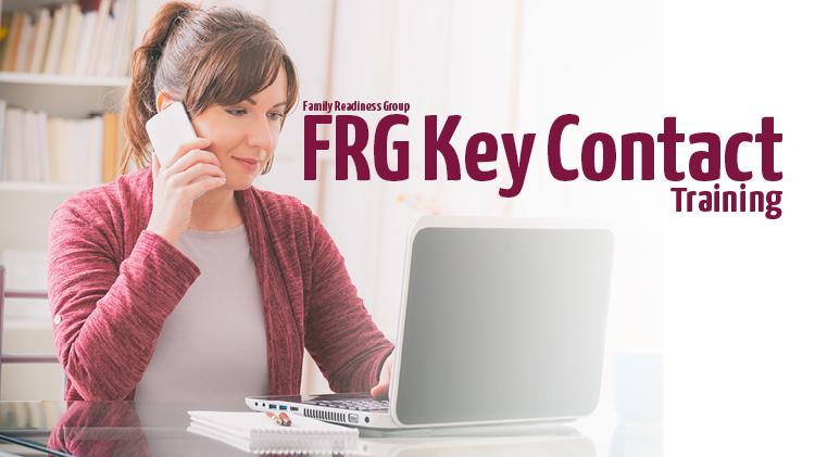 R.E.A.L. FRG Key Contact