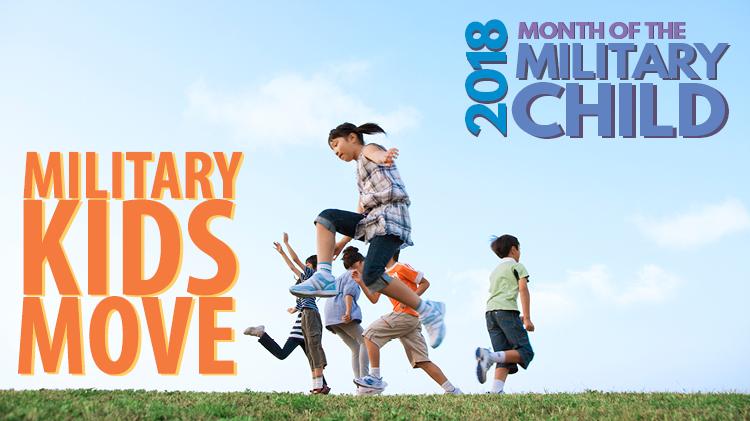 Military Kids Move