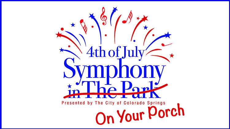4th of July Symphony on Your Porch
