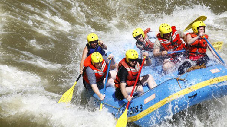 Royal Gorge Whitewater Rafting