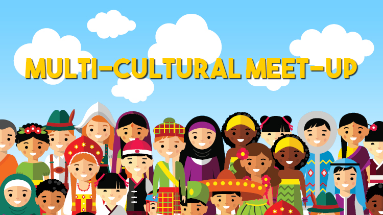Multi-Cultural Meet-Up