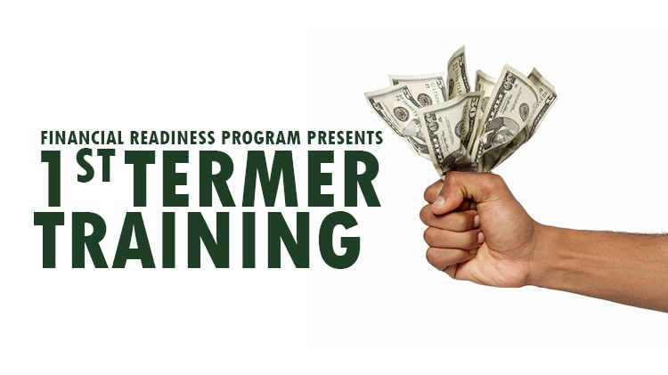1st Termer Training