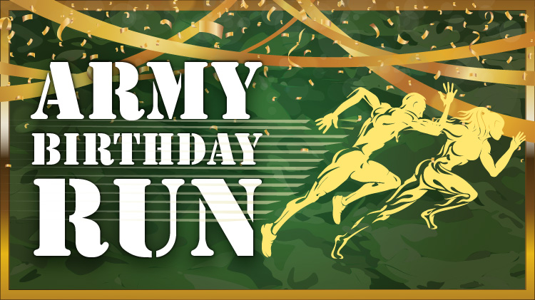Army Birthday Run