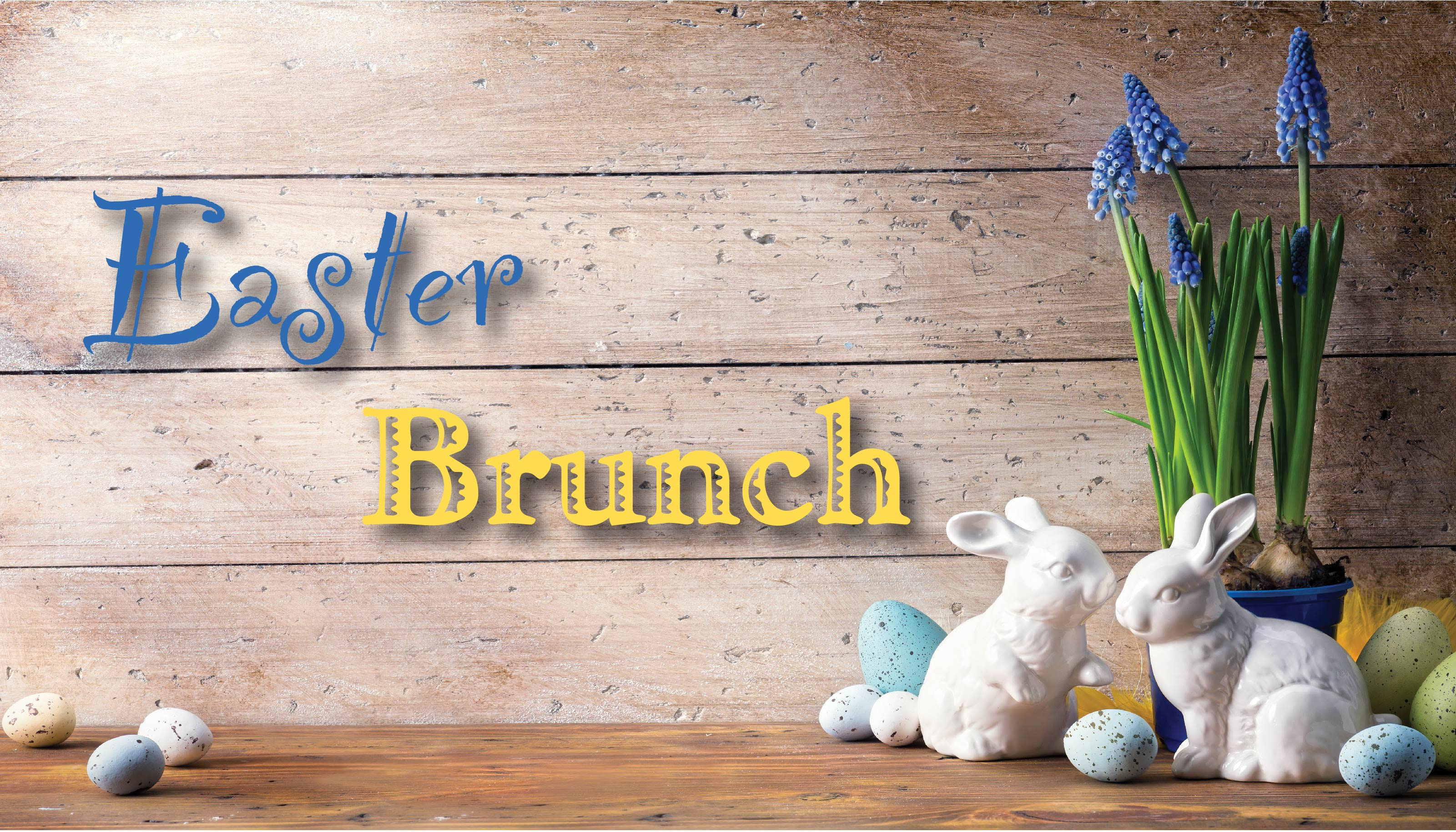 Save the Date: Easter Brunch
