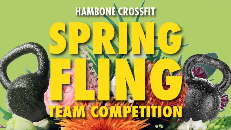 Hambone CrossFit Spring Fling